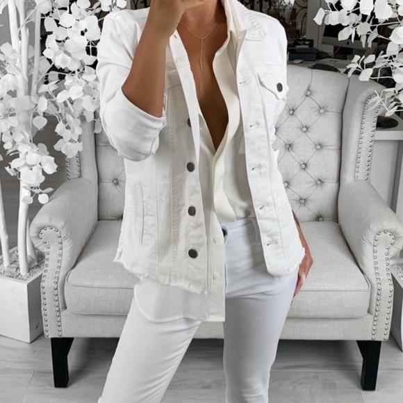 ekattire Denim - NWT White Stretchy Jeans from eKAttire June Box 27